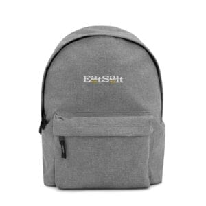 Eatsalt backpack in grey