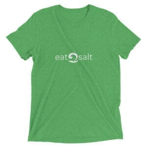 green eatsalt t-shirt