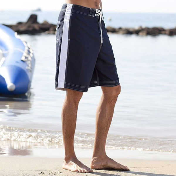 Dark Blue Eatsalt Board Shorts