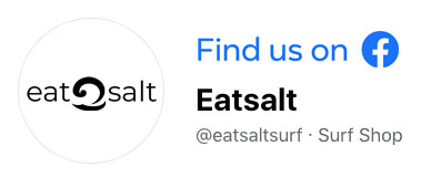 follow eat salt surf on facebook