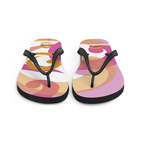 Eatsalt flip-flops - front