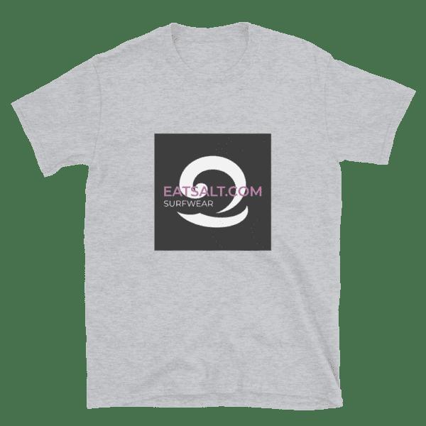 Eatsalt Unisex T-Shirt - grey