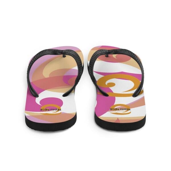 Eatsalt flip-flops - back