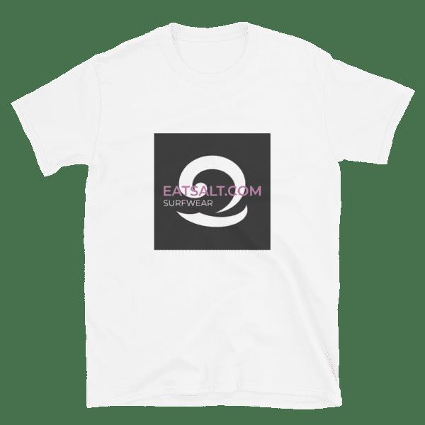Eatsalt Unisex T-Shirt - white