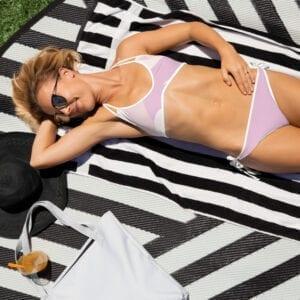 Eatsalt Pink Bikini (front reverse)