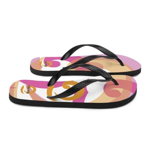 Eatsalt flip-flops - side