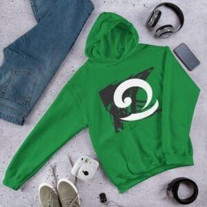 Green Eatsalt Hoodie