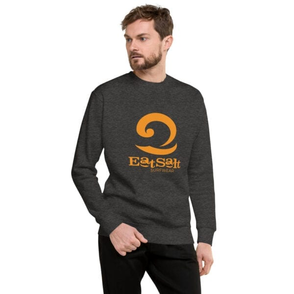 Eatsalt Fleece-lined Pullover - man