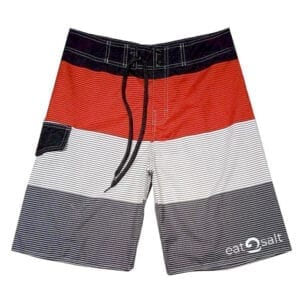 Newgale Surfing Board Shorts by Eatsalt Surf Clothing