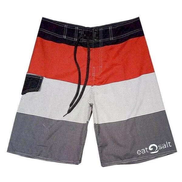 Newgale Surfing Board Shorts by Eatsalt Surf Clothing