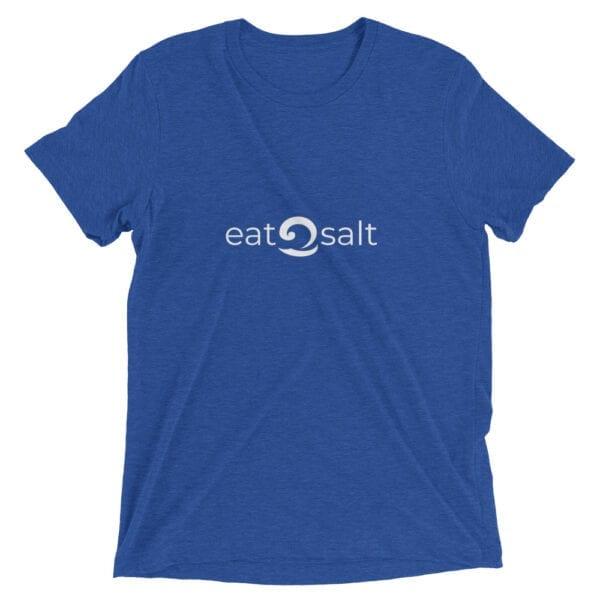 blue eatsalt t-shirt