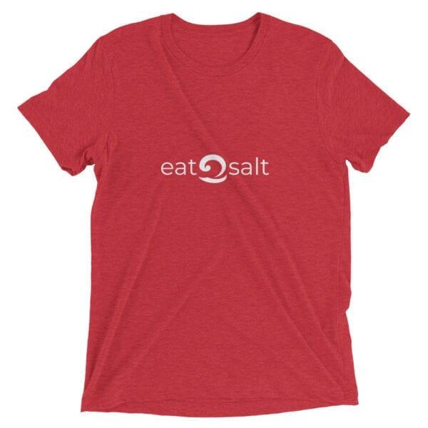 red eatsalt t-shirt