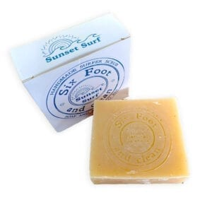 Sunset Surf relaxing soap bar handmade in Wales