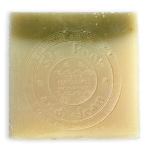 Clean Overhead moisturising shampoo bar made in Wales