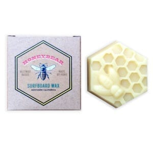 Organic Beeswax Surfboard Wax by Honeybear at Eatsalt SUrf
