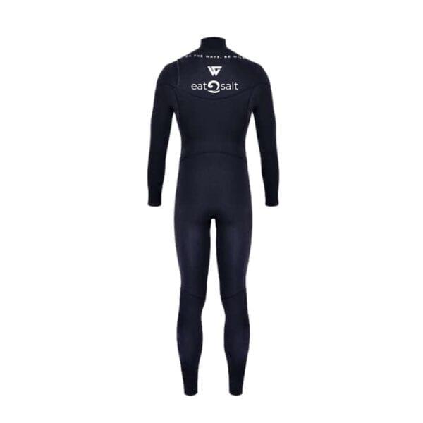 Wildsuit Eco-Friendly Surf Wetsuit - back
