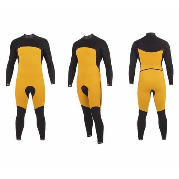 Wildsuit Eco-Friendly Surf Wetsuit - inside views