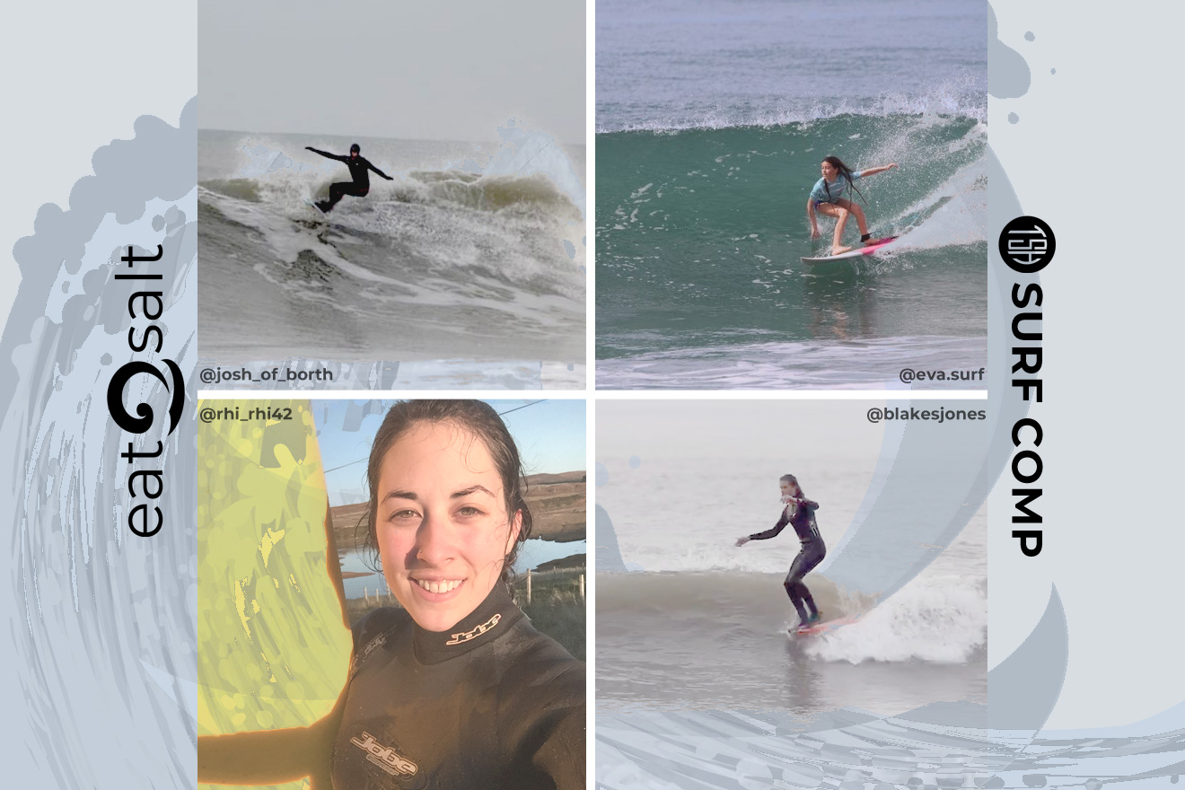 Surf Competition Winners